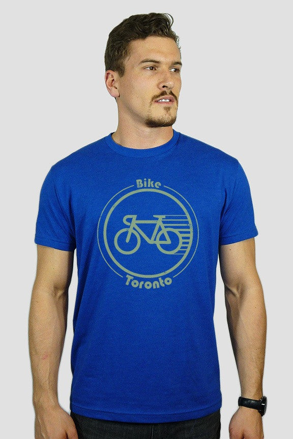 Bike Toronto T-shirt - Ole Originals Clothing Co.