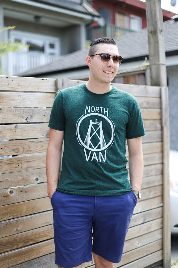 North Van T-shirt - Ole Originals Clothing Co.