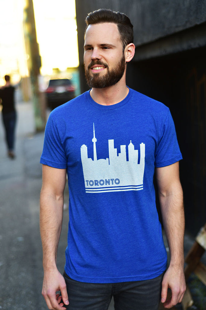 Retro Toronto T-shirt - Ole Originals Clothing Co.
