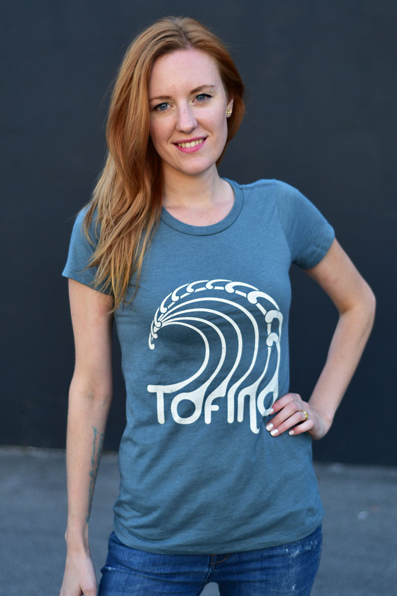 Tofino T-shirt - Womens - Ole Originals Clothing Co.