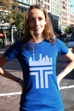 Toronto 'T' T-shirt - Womens - Ole Originals Clothing Co.