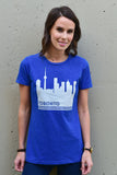 Retro Toronto T-shirt - Womens - Ole Originals Clothing Co.