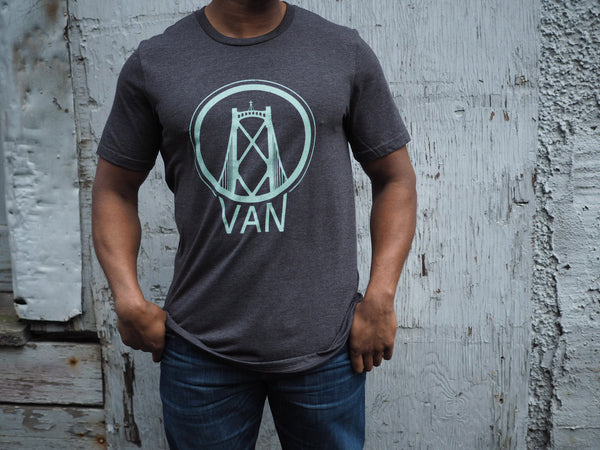 Van Lions Gate T-shirt - Ole Originals Clothing Co.
