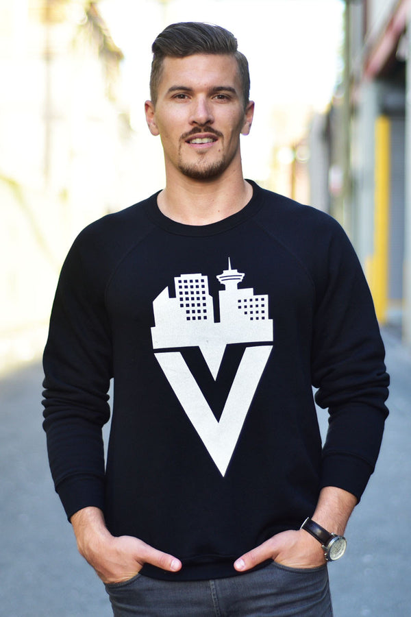 Vancity Sweatshirt (Unisex) - Ole Originals Clothing Co.