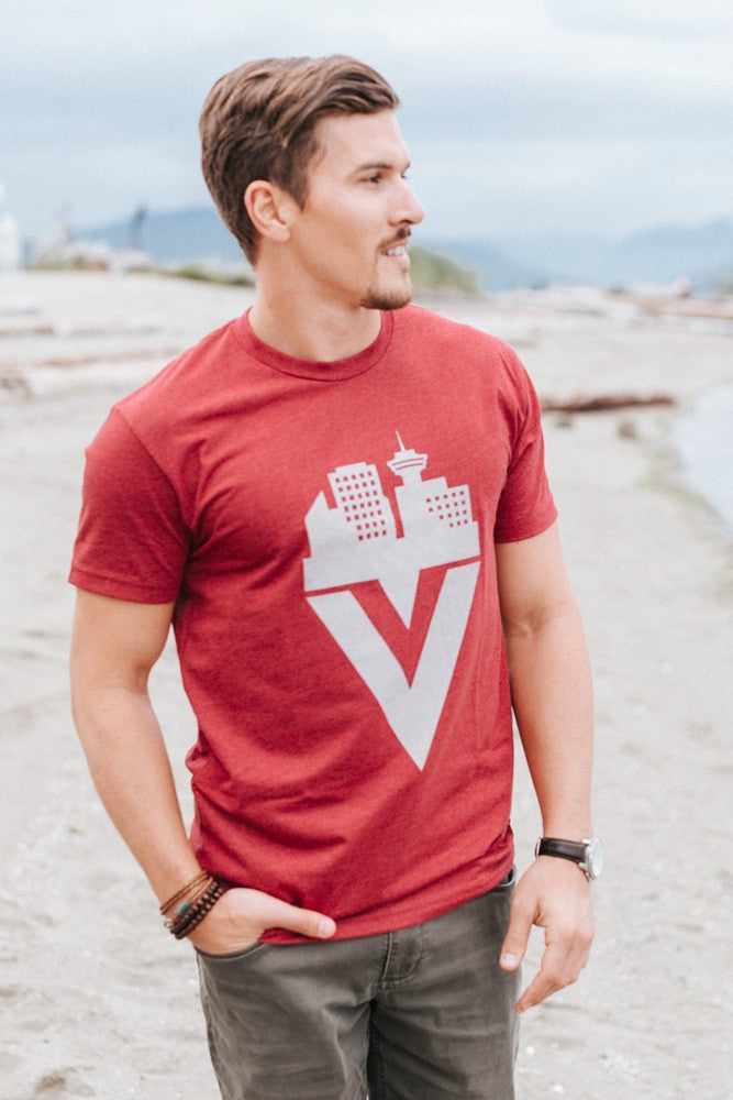 Vancity T-shirt - Ole Originals Clothing Co.