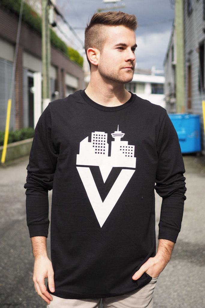 Vancity LONG SLEEVE SHIRT (Unisex)