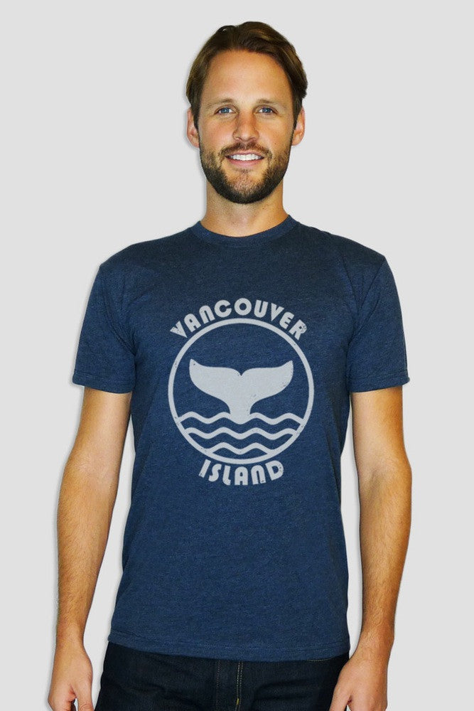 Vancouver Island T-shirt - Ole Originals Clothing Co.