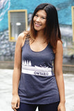 Retro Ontario Tank - Womens - Ole Originals Clothing Co.