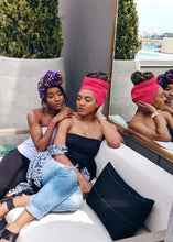 Load image into Gallery viewer, Lola | Ankara Head Wrap