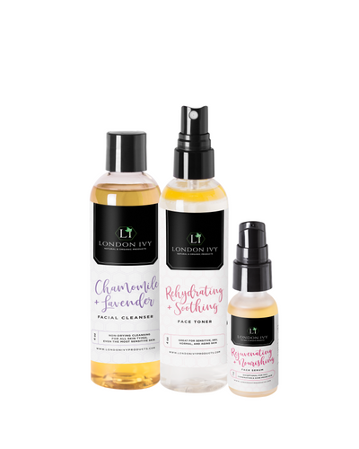 Clear Skin Beauty Essentials g (Dry, Sensitive and Normal skin)