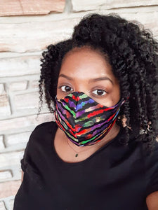 Nyala | Reusable Face Mask (multiple prints)
