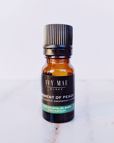 Moment of Peace | Essential Oil Diffuser Blend