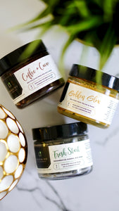 Mask Love - Trio of skin clearing masks