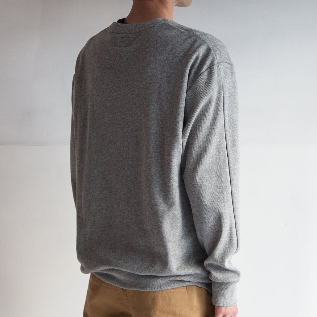 THE '3' SWEAT / GREY / LITTLE H I H.