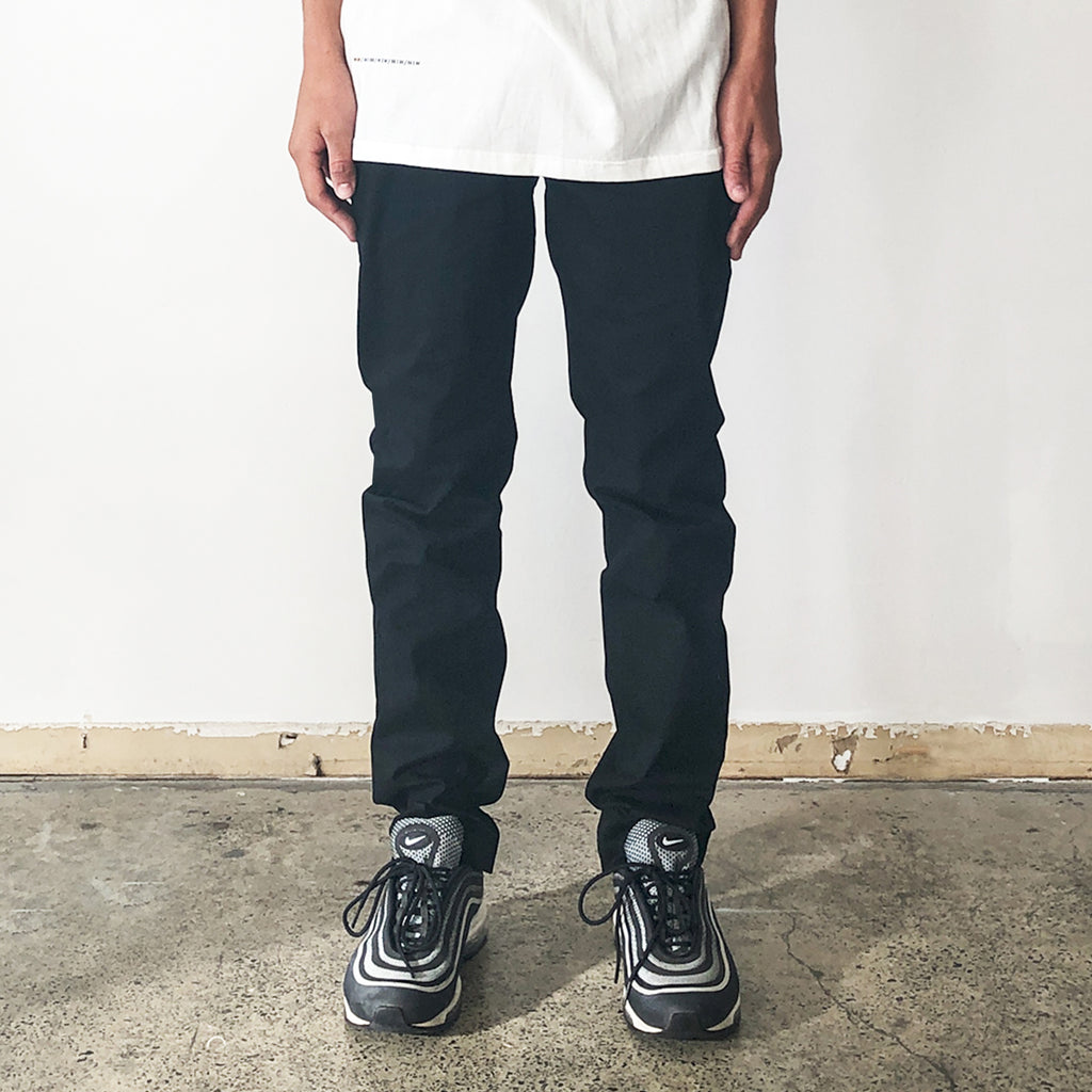 THE CHINO CHINO / BLACK