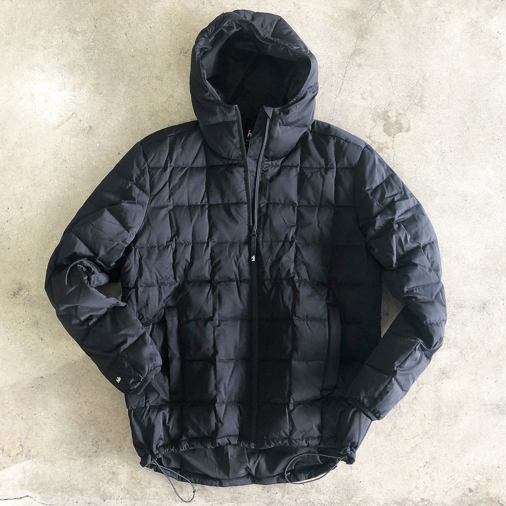 THE GOOSEY JACKET - MENS / BLACK.