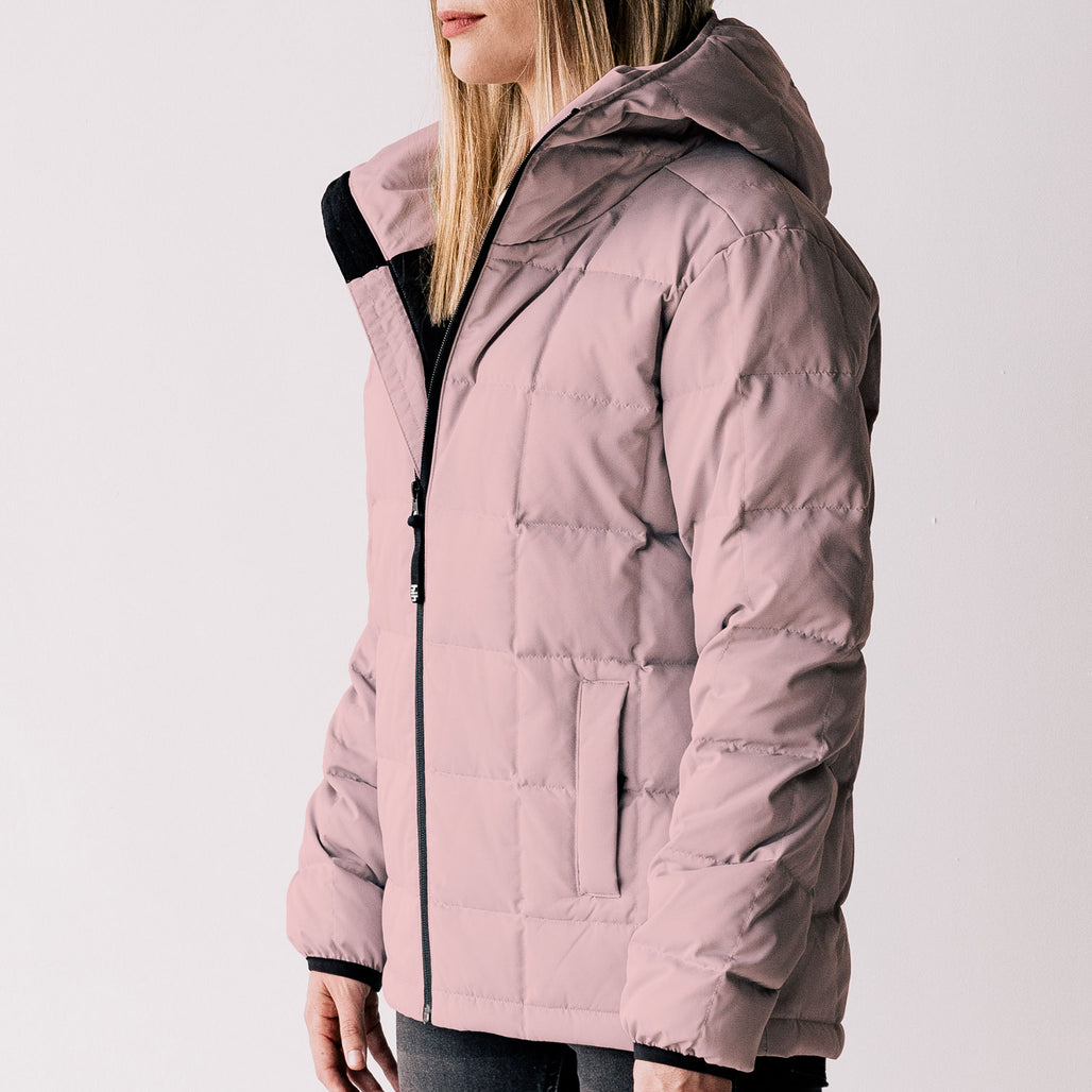 THE GOOSEY JACKET - WOMENS / PINK.