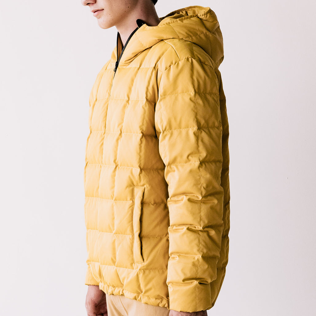 THE GOOSEY JACKET - MENS / MUSTARD.