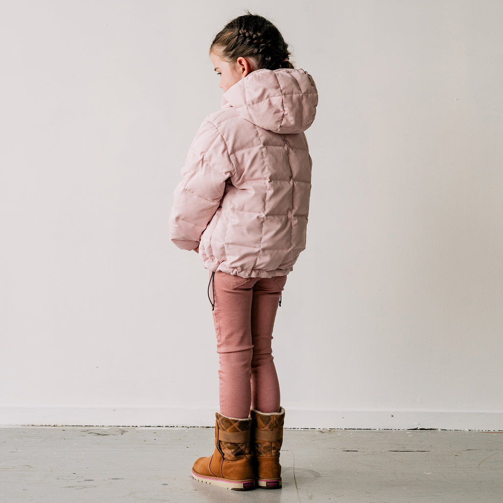 THE GOOSEY JACKET - KIDS / PINK.