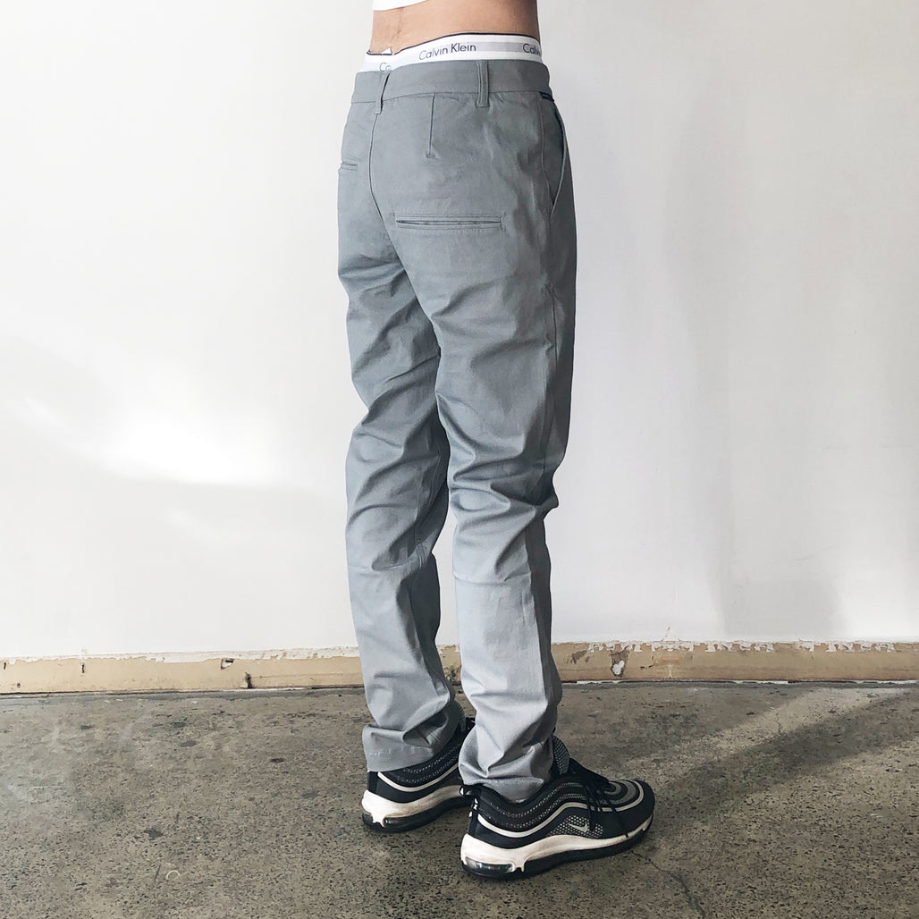 THE CHINO CHINO / GREY