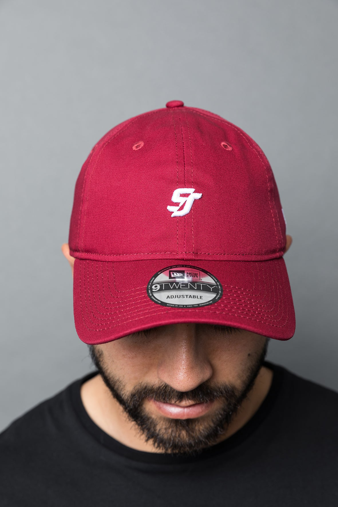 SJ Cap - New Era 920 - Cardinal / White