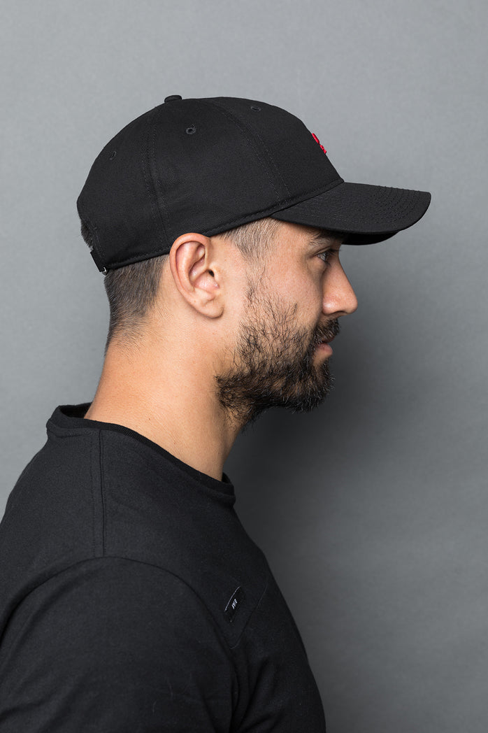 SJ Cap - New Era 920 - Black / Red
