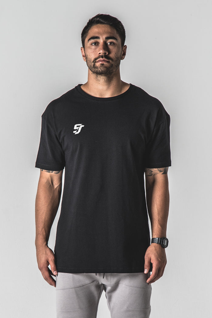 SJ Heavyweight Tee - Black
