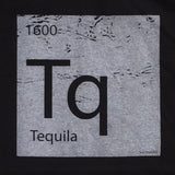 Tequila Periodic Mens T shirt