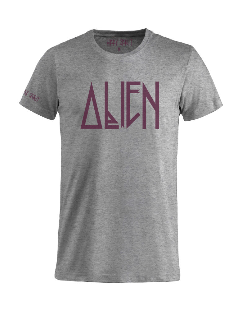 ALIEN AZTEC T-SHIRT