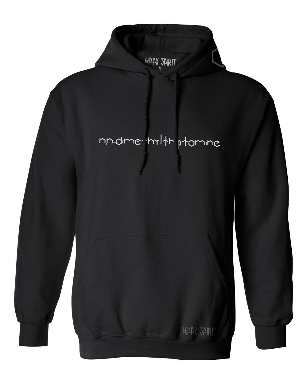 N,N-Dimethyltryptamine Compound Molecule Hoodie