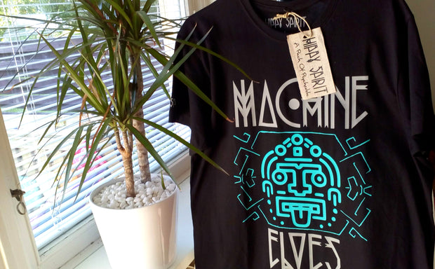 MACHINE ELVES T-SHIRT