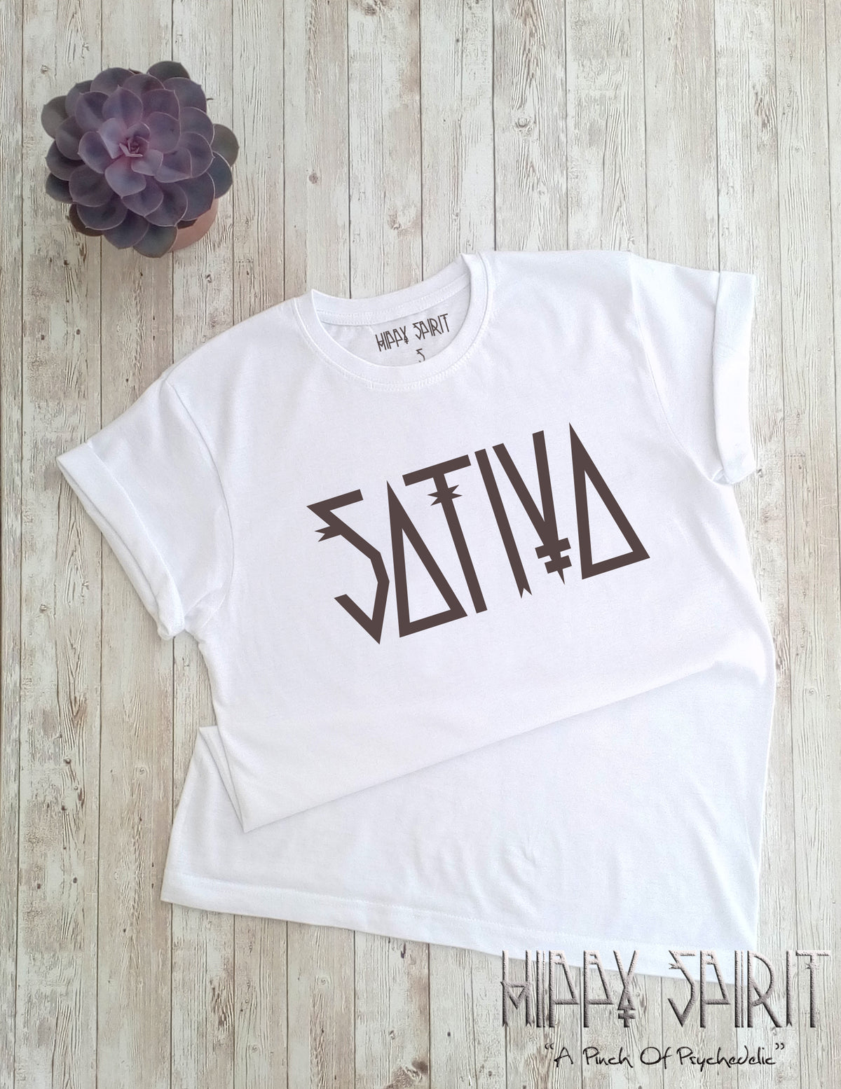 SATIVA AZTEC T-SHIRT