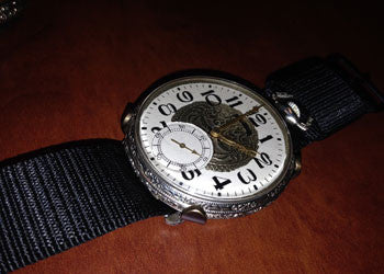 12 Size Pocket Watch Holder By Maratac - CountyComm
