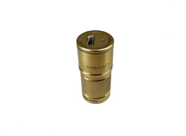 Brass - PCL - Personal Carry Light Kit by Maratac