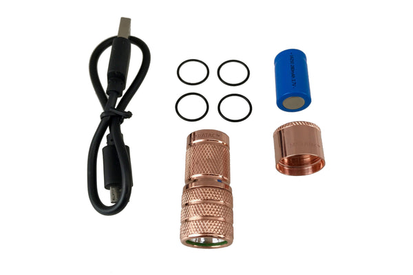 Copper - PCL - Personal Carry Light Kit by Maratac