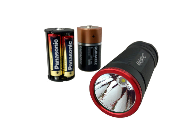 1D Flashlight Kit by Maratac