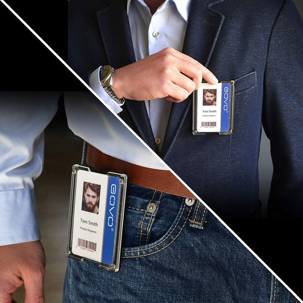 GOVO T4 Badge Holder & Wallet - CountyComm