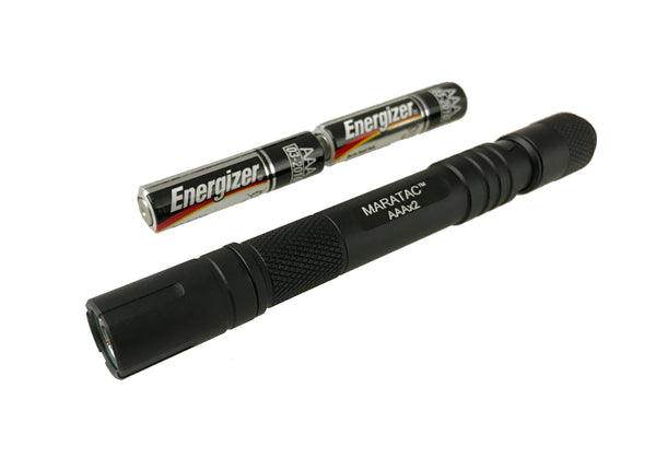 Inspection : AAAx2 Extreme  - Tactical Light by Maratac Rev 2 - CountyComm