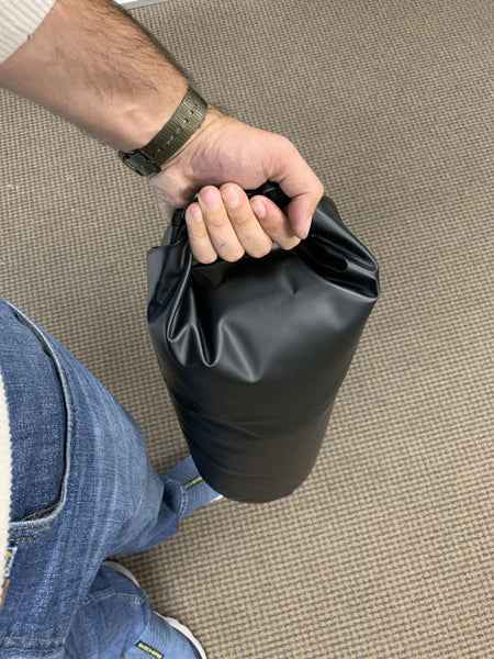 10L Roll Top Waterproof Stuff Sack R-PVC By Maratac - CountyComm