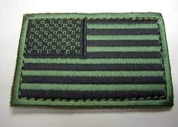 Velcro Backed U.S. Flags - CountyComm