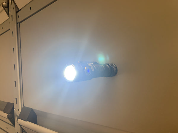 Magnetic AA / 14500 Task Light by Maratac - CountyComm