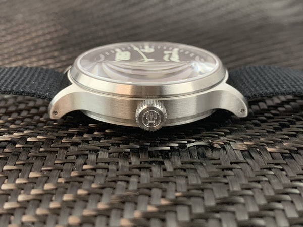 Titanium GMT Watch by Maratac® - CountyComm
