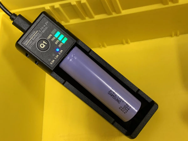 Pro Intelligent Battery Charger - CountyComm
