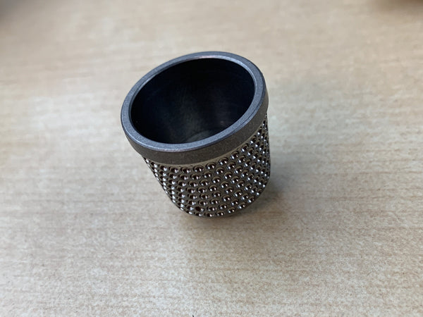 Indestructible Titanium Thimble by Maratac™ - CountyComm