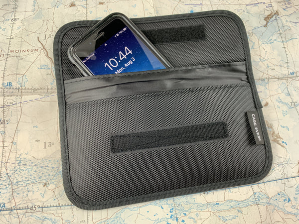 Stealth RFID Electronic Pouch - CountyComm