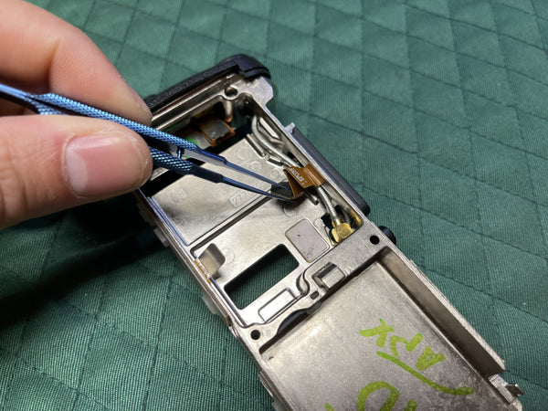 Watch Makers - Ultra Fine Tip Tweezers By Maratac - CountyComm