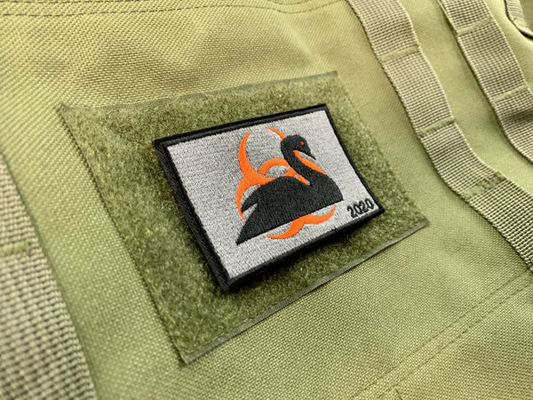 Black Swan Event Patch 2020 - Limited Edition - CountyComm