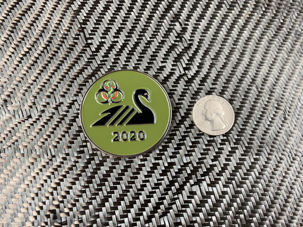 2020 Challenge Coin - Double Sided - Limited Edition - CountyComm