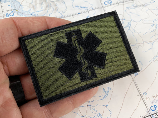 Tactical Medicine Patch - CountyComm