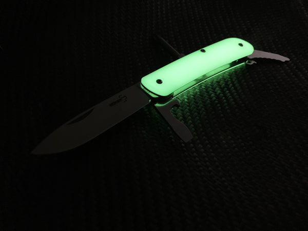 Boker EDC Slip Joint Knife ~ Ultra Day Glow - CountyComm